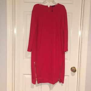 Red Magaschoni dress